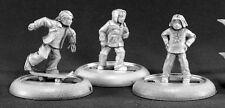 Townsfolk Modern Children Reaper Miniatures Chronoscope RPG Kids Girl Boy Melee
