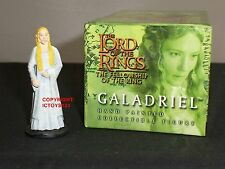 BRITAINS 40456 LORD OF THE RINGS FILM MOVIE GALADRIEL METAL CHARACTER FIGURE