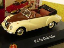1/43 Atlas DDR Auto Kollektion IFA F9 Cabrio beige 7230 007
