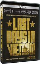 American Experience: Last Days in Vietnam [New DVD]