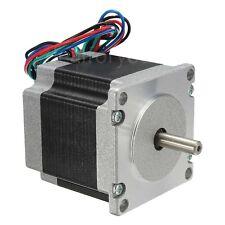 56mm 24V 2 Phase 4 Wire Nema23 Stepper Motor 1.8 Degree For 3D printer CNC