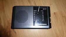 Grundig Radio Boy 50 Pocket Radio vintage