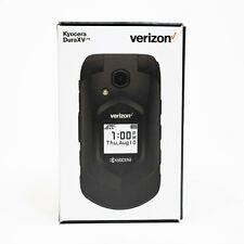 Kyocera DuraXV LTE E4610PTT Verizon 4G Camera Rugged Flip Phone New In Box