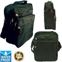 Large Waterproof Work Business Messenger Shoulder Briefcase Satchel Bag LOT