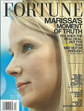 Fortune magazine Marissa Mayer Yahoo Citigroup Worlds top 25 eco innovators