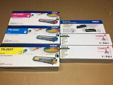 Brother Genuine TN-255Y TN-255C TN-255M Plus 3 Generic TN-251 /tn255 Set /HL3150
