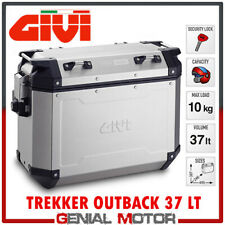 Bag + Kit Fix Right Givi Trekker Outback 37Lt Bmw F 700 Gs 2015 15