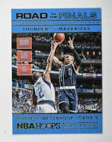 2016-17 Hoops Road to the Finals #38 Russell Westbrook R1 /2016 - NM-MT