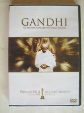 Gandhi DVD 2001 Ben Kingsley Widescreen Digitally Remastered NEW Sealed