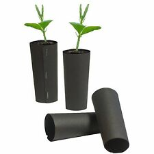 More details for grow tubes deep tap root trainers sweet pea, beans, onion, leek, carrot