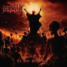 Deicide-to Hell with God-CD-DEATH METAL