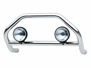 "Westin Automotive 2"" Safari Polished Light Bull Bar w/o Skid Plate #30-0020"