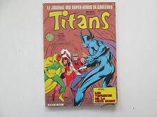 TITANS N°89 BE