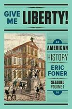Give Me Liberty! (5th Edition)