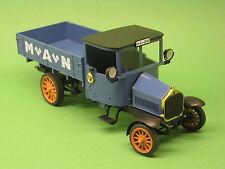 MAN 1.Diesel Lastkraftwagen Pritsche blau 1923 Cursor 1:35 N°1292 LKW Truck