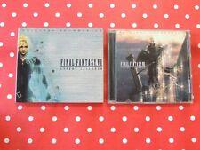 Final Fantasy VII Advent Children OST - 26 Tracks 2xCD Album - Soundtrack