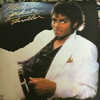 Michael Jackson Thriller Vinyl LP 1982