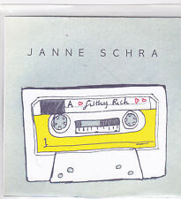 Janne Schra-Filthy Rich Promo cd single