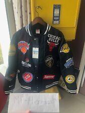 jacket Supreme x Nike NBA black M