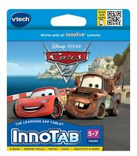 Vtech Innotab Game - Cars 2 - Brand New