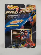 Hot Wheels 1/64 Pro Racing 1997 NASCAR #16 Ted Musgrave
