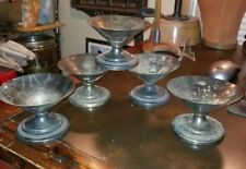 (5) 1914 Vortex Ice Cream Parlor Cone Holders  Fountain Red Lion Pa Gruvers Phar