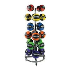 Bsn Sports 6-Tier Rolling Medicine Ball Rack