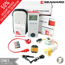 Seaward Primetest 50 PAT Tester KIT71, Online PAT Training Course + Accessories
