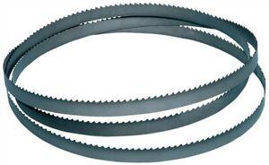 Lame de scie à ruban pour métal M42 bi-métal W 1140x13x0.65mm 8/12 dents FLAMME