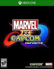 Marvel vs. Capcom: Infinite (Microsoft Xbox One, 2017) Video Game