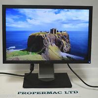 """DELL E1911c / E1911b 19"""" Widescreen LCD Monitor GRADE A + CABLES / 48H DELIVERY"""