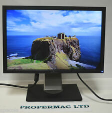"DELL 19"" E1911 Widescreen LCD Monitor 1440x900 DVI VGA GRADE A + CABLES"