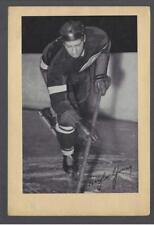 1934-44 Beehive Group I Detroit Red Wings Hockey Photos #132 Douglas Young