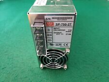 Mean Well SP-750-27 Power Supply 24 VDC