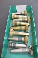 LORENZ 9 Stück Schaftschneidradrad für Schrägverzahnung m=1,5mm - hkw=1,25xm