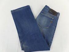 "Armani Jeans Ladies Comfort Fit Blue Faded Jeans Indigo 005 Series Waist 28"""