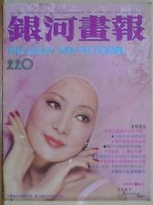 1976 Aug. Hong Kong Chinese The Milky Way Pictorial 220【銀河畫報】封面:陳萍