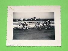 PARIS NICE 1955 CICLISMO CYCLISME CYCLING CYCLIST CICLISTA TOUR GIRO PHOTO FOTO