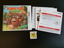 NINTENDO 3DS : Donkey Kong Country Returns
