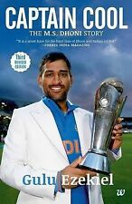 NEW Captain Cool: The M.S. Dhoni Story by Gulu Ezekiel