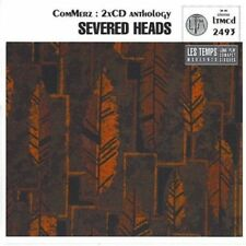 Severed Heads - Commerz (Best Of) [CD]