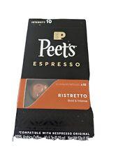 Peets Espresso Capsules