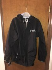 Huk Rain Jacket M