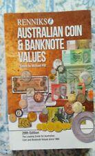 Rennik's Australian Coin & banknote Values 29th Edition