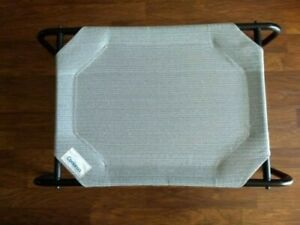 COOLAROO The Original Elevated Pet Bed - SMALL EXCELLENT PRE-OWNED CONDITION!