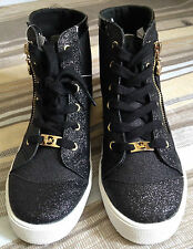 AUTHENTIC MICHAEL KORS WOMEN'S MALAGA HIGH TOP SHOES