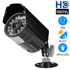 Waterproof 700TVL IR Night Vision CCTV Surveillance Camera For Security System