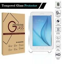 """For 7"""" 8"""" Samsung Galaxy Tab tablet - Tempered Glass Screen Protector Cover Film"""