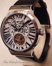 St. Saint Gallen Karrusel One Minute Tourbillon Mechanical Swiss Watch Rare