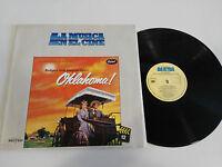 "Oklahoma! Rodgers Hammerstein Soundtrack LP 12 "" vinyl Vinyl VG/VG 1982"